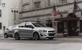 2014 chevrolet sonic 1 4t sedan manual test u2013 review u2013 car and driver