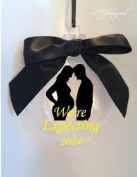we u0027re expecting ornament by doodlebugsga on etsy purchase at www