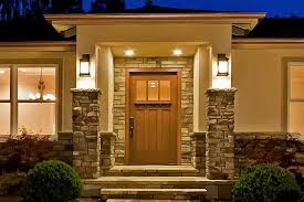 Craftsman Sconce Craftsman Front Door By Bill Fry Zillow Digs Zillow