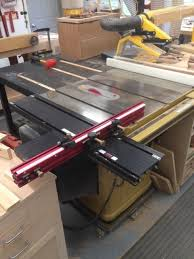 laguna fusion table saw sliding table saw attachment yes or no power tools wood talk