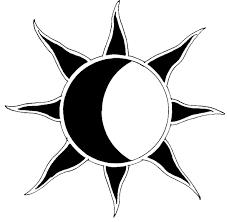 sun and moon by horseridertirsola on deviantart