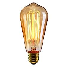 light bulb old style kingso vintage light bulb retro old fashioned edison style