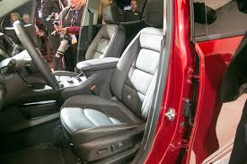 gmc terrain back seat catching up with gmc terrain chief engineer mark cieslak