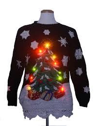 ugly christmas sweater with lights holiday sweaters for ugly christmas sweater parties