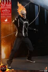 toys reveals agents of shield u0027s ghost rider figure superherohype