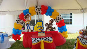 toy story woody round up birthday party ideas photo 9 of 22