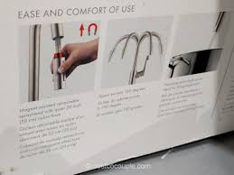 Hansgrohe Faucet Costco Hansgrohe Cento Pull Down Kitchen Faucet