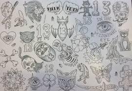 friday 13th tattoos madam butterfly u0027s tattoo parlour