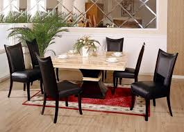 marble dining table bm 924 modern dining