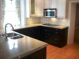 Two Tone Kitchen Cabinets Black And White Home Design Black And White Kitchen Wall Tile Designs Youtube