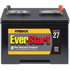 infiniti qx56 battery everstart maxx lead acid automotive battery group size 27