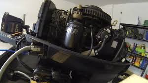evinrude outboard motor stuck in gear youtube