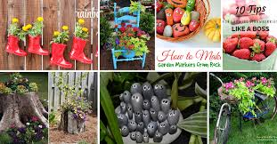 Diy Gardening Ideas Give Your Backyard A Complete Makeover With These Diy Garden Ideas