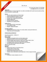 Security Guard Resume Example by 11 Security Officer Resume Skills Cover Title Page