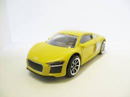 matchbox audi majorette 2017 new audi r8 yellow model toy car rare u2014 curiouscleo