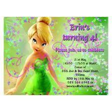 attractive tinkerbell birthday party invitation ideas birthday