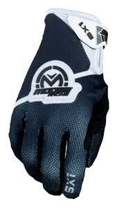 moose motocross gear moose racing sx1 gloves revzilla