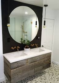 Industrial Style Bathroom Vanity by Best 25 Industrial Bathroom Mirrors Ideas On Pinterest