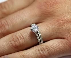 eternity ring finger eternity rings 77 diamonds