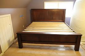 Bed Frame Plans How To Build Bed Frame Plans Pdf Woodworking Plans Bed