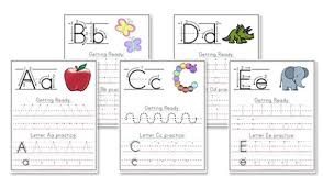 i love these free handwriting worksheets not only the letter but