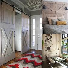 Diy Barn Door Track by Perfect Barn Doors For The Home Roselawnlutheran