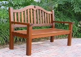 Ipe Bench Stylish Outdoor Furniture Wooden Benches Ipe Wood Outdoor