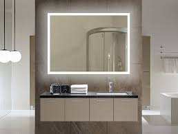 best mirrors for bathrooms best 25 backlit mirror ideas on pinterest wash basin cabinet back