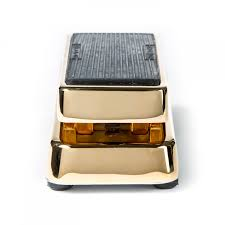 50th anniversary gold plate jim dunlop cry baby gcb95g 50th anniversary ltd edition gold wah pedal