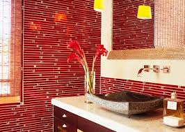 Red Bathroom Designs Colors 17 Best Small Bathroom Images On Pinterest Bathroom Ideas Room