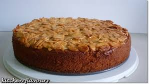 kitchen flavours toscatarta swedish almond cake