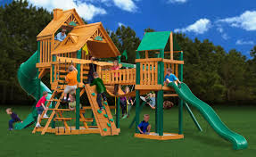 my tips for buying and installing a swing set or outdoor playset