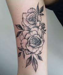 June Flower Tattoos - 27 inspiring rose tattoos designs tattoo piercings and tatting