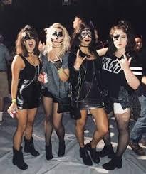 Slash Halloween Costumes Halloween Costume Diy Kiss U2026 Pinteres U2026