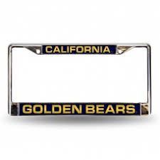 uc berkeley alumni license plate customize california golden bears license plate frames by auto plates