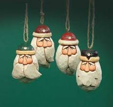 santa ornaments wood carving magazine woodworkersinstitute