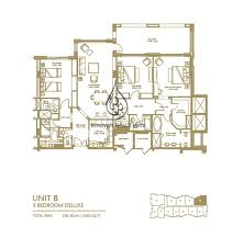 The Golden Girls Floor Plan by Palm Jumeirah Properties For Sale Villas And Apartments