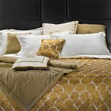 buy roberto cavalli silver u0026 gold bedspread 270x260cm amara