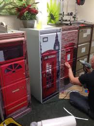 Upcycled Metal Filing Cabinet Upcycle Your Old Filing Cabinets Vinyl Wrap Filingcabinet