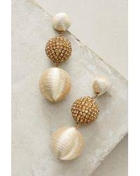 suzanna dai earrings shop women s suzanna dai earrings from 128 lyst