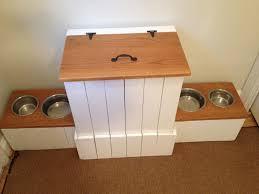 pet food cabinet plans dog storage diy maxresdefault raised
