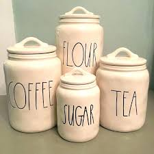 kitchen canister set ceramic kitchen canisters sets tea coffee sugar containers kitchen jars
