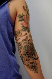 heart and flowers tattoo 42 best flower tattoos images on pinterest flowers beautiful