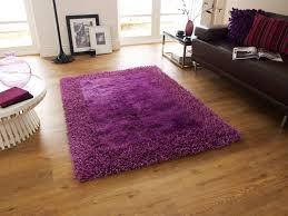 soft sable shaggy pile rug hand tufted rectangle design floor mat