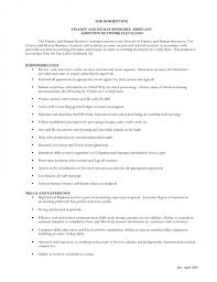 Sample Resume Hr by Download Human Resources Resume Objective Haadyaooverbayresort Com