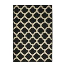 Home Decorators Outdoor Rugs Home Decorators Outdoor Rugs Stirring Black 3 Ft 6 In X 5