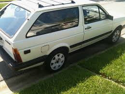 volkswagen fox 1989 1990 vw fox wagon gl in orlando youtube