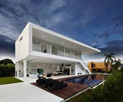 modern style house contemporary and modern style house by gm arquitectos modern