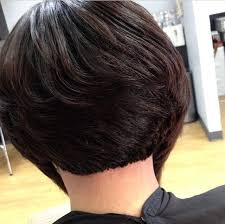 pictures of back of hair short bobs with bangs short bob hairstyles for black women back view h a i r h a i r