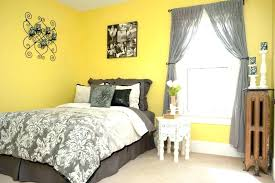 bedroom wall curtains yellow wall room wall to wall curtains in bedroom yellow wall